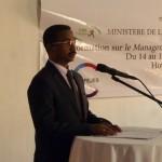 Président CJSOI, Ministre MJS Madagascar