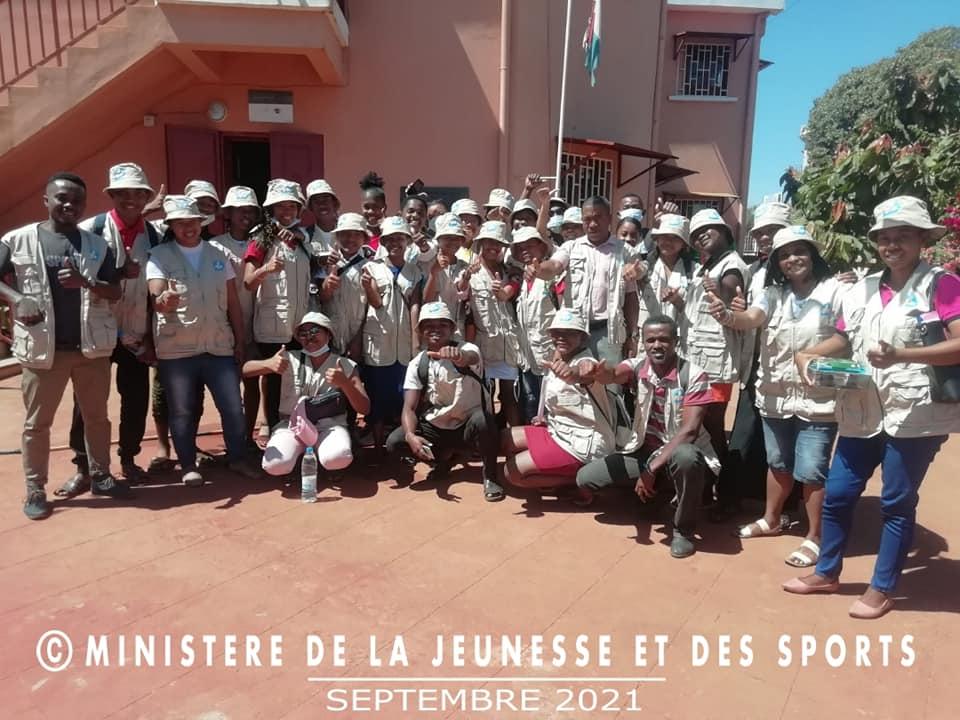 FARITRA DIANA: FIOFANAN'NY JUNIOR REPORTERS CLUBS